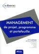 MANAGEMENT DE PROJETS, PROGRAMMES ET PORTEFEUILLES LIVRE 1