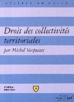 DROIT DES COLLECTIVITES TERRITORIALES (2E ED)
