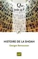 HISTOIRE DE LA SHOAH (6ED) QSJ 3081