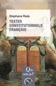 TEXTES CONSTITUTIONNELS FRANCAIS