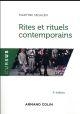 RITES ET RITUELS CONTEMPORAINS - 3E ED. SEGALEN MARTINE NATHAN
