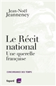 LE RECIT NATIONAL
