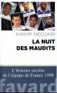 LA NUIT DES MAUDITS NEDJARI KARIM FAYARD