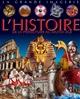 L'histoire La préhistoire Lascaux L'Egypte Les Romains Les gladiateurs et les jeux du cirque Les Gaulois Les Vikings Les châteaux forts XXX Fleurus