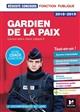 REUSSITE CONCOURS - GARDIEN DE LA PAIX CAT. B - 2018-2019 - PREPARATION COMPLETE