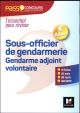 PASS'CONCOURS SOUS-OFFICIER DE GENDARMERIE  GENDARME ADJOINT VOLONTAIRE