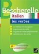 BESCHERELLE ITALIEN : LES VERBES - OUVRAGE DE REFERENCE SUR LA CONJUGAISON ITALIENNE