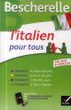 BESCHERELLE L'ITALIEN POUR TOUS