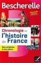 BESCHERELLE CHRONOLOGIE DE L-H