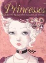 LIVRE PRINCESSES VERSAILLES Palluy Christine Lito