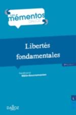 LIBERTES FONDAMENTALES - 1ERE EDITION
