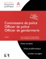 COMMISSAIRE DE POLICE. OFFICIE