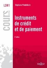 INSTRUMENTS DE CREDIT ET DE PAIEMENT - 8E ED.