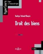 DROIT DES BIENS - 5E ED.
