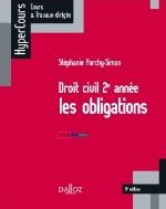 DROIT CIVIL 2E ANNEE, LES OBLIGATIONS - 8E ED.