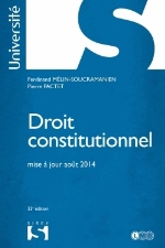 DROIT CONSTITUTIONNEL. PACTET