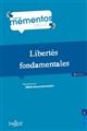 LIBERTES FONDAMENTALES - 2E ED.