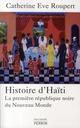 HISTOIRE D'HAITI LA PREMIERE REPUBLIQUE NOIRE DU NOUVEAU MONDE