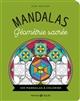 MANDALAS - GEOMETRIE SACREE - 100 MANDALAS A COLORIER GUILLOUX ALAN SOLAR