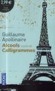 ALCOOLS SUIVIS DE CALLIGRAMMES Apollinaire Guillaume Pocket