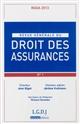 RGDA - REVUE GENERALE DU DROIT DES ASSURANCES N 1-2013