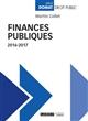 FINANCES PUBLIQUES    DOMAT