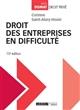 DROIT DES ENTREPRISES EN DIFFICULTE - 10EME EDITION