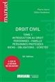 DROIT CIVIL - TOME 1 : INTRODU