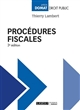 PROCEDURES FISCALES 3EME EDITION