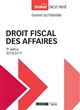 DROIT FISCAL DES AFFAIRES - 9EME EDITION
