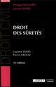 DROIT DES SURETES - 12EME EDITION
