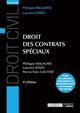DROIT DES CONTRATS SPECIAUX 9EME EDITION