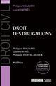 DROIT DES OBLIGATIONS 9EME EDITION