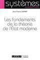 LES FONDEMENTS DE LA THEORIE DE L'ETAT MODERNE