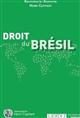 DROIT DU BRESIL