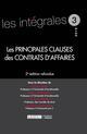 LES PRINCIPALES CLAUSES DES CONTRATS D'AFFAIRES - 2EME EDITION