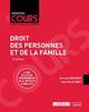 DROIT DES PERSONNES ET DE LA FAMILLE (4E EDITION)