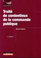 TRAITE DE CONTENTIEUX DE LA COMMANDE PUBLIQUE