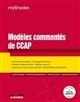 MODELES COMMENTES DE CCAP - FOURNITURES DE BUREAU  NETTOYAGE DES LOCAUX - ENTRETIEN D ESPACES VERTS