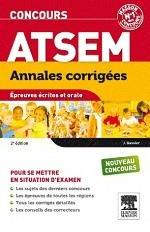 ANNALES CORRIGEES CONCOURS ATSEM 2E