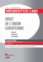 DROIT DE L-UNION EUROPEENNE