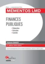 FINANCES PUBLIQUES  2ED  MEMEN