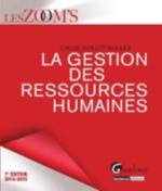 LA GESTION DES RESSOURCES HUMA