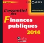 ESSENTIEL DES FINANCES PUBLIQU