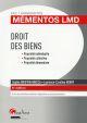 MEMENTOS LMD - DROIT DES BIENS - 6EME EDITION - PROPRIETE INDIVIDUELLE - PROPRIETE COLLECTIVE - PROP