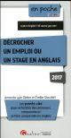 DECROCHER UN EMPLOI OU UN STAGE EN ANGLAIS - 2EME EDITION Sarcelet Emilie Gualino