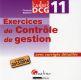 EXERCICES DE CONTROLE DE GESTION AVEC CORRIGES DETAILLES