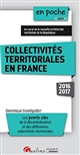 COLLECTIVITES TERRITORIALES EN FRANCE 2016-2017 - 5EME EDITION - LES POINTS CLES DE LA DECENTRALISAT