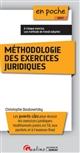 METHODOLOGIE DES EXERCICES JURIDIQUES - LES POINTS CLES POUR REUSSIR LES EXERCICES JURIDIQUES TRADIT
