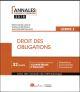 DROIT DES OBLIGATIONS - L2 2EME EDITION
